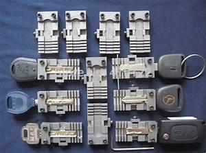 Universal Key Cutting Machine Fixture Clamp Parts