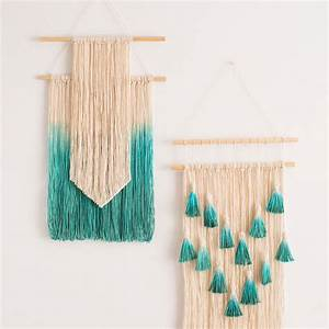 2 Simple Ways to Make Wall Art With String Brit + Co