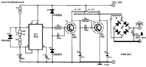 Inverter Schematic Design