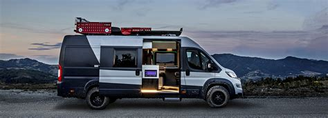aluminum screen roll fiat ducato base cer is built for escaping the city