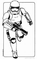 Coloring Wars Stormtrooper Trooper Storm Clone Printable Sheets Kylo Ren Troopers Force Chewbacca Awakens Drawing Stars Clones Printables Finn Drawings sketch template