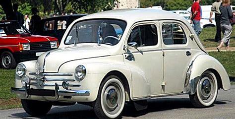siege 4l renault 4 cv voiture routière de 1946 voitures anciennes