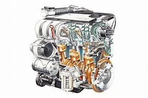 Techniek  De Beroemde Volkswagen Vr6-motor
