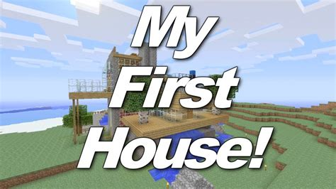 minecraft house ive   youtube