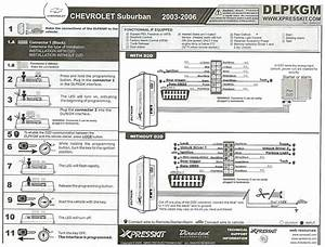 2005 Suburban Radio Wiring Diagram
