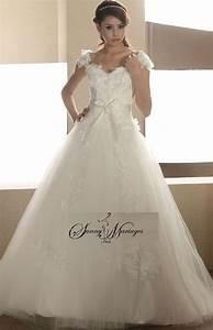Robe Mariee Courte : robe de mariee princesse jupe danseuse sunny mariage ~ Melissatoandfro.com Idées de Décoration