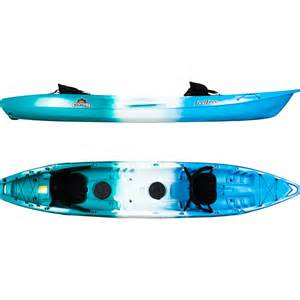 Feelfree Corona Tandem Kayak - Sit-On-Top Icecool One Size
