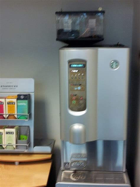 Starbucks Coffee Machine Office Images   Frompo