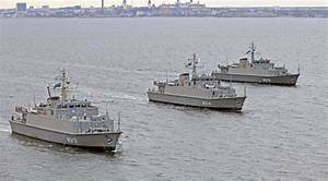 Resources, Limited Capabilities Challenge Baltic Navies As ...