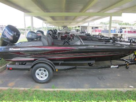 Tritoon Boat And Trailer Weight by Triton Boats 179 Trx Bass Boats New In Dothan Al Us