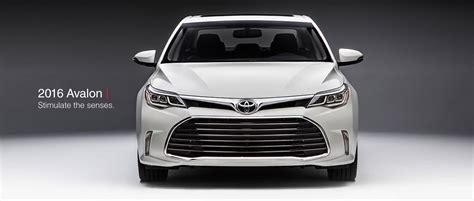 Toyota Trim Levels by 2016 Toyota Avalon Trim Levels