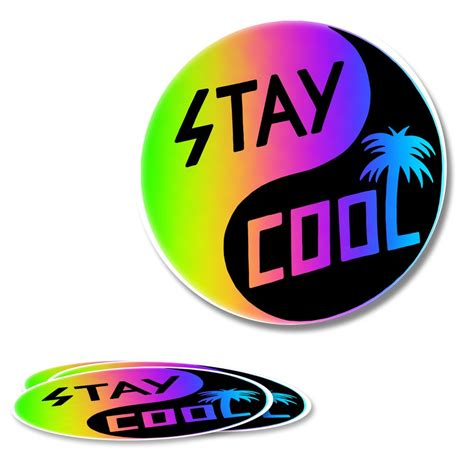 Sticker | Stay Cool – Happy Hour