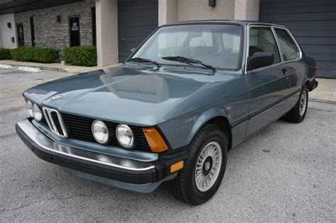 Bmw For Sale by 1982 Bmw 320i Coupe For Sale