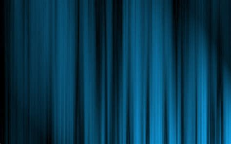 Blue Curtains by Photo 2u