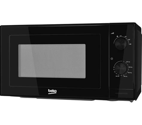 Buy BEKO MOC20100B Compact Solo Microwave   Black   Free