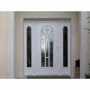 porte d39entree pvc a la belle fenetre With porte d entrée pvc avec porte aluminium