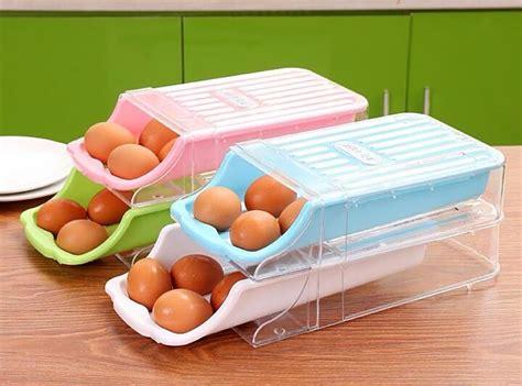 storage for eggs in kitchen kitchen fridge food egg storage box drawer container 8370