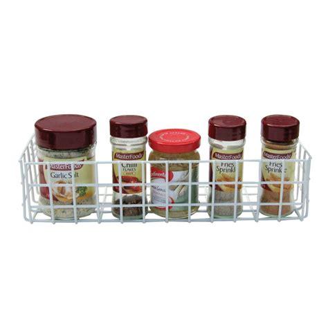 Wire Spice Shelf by Spice Shelf Small From Storage Box