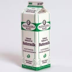 Buttermilk Milk Differences