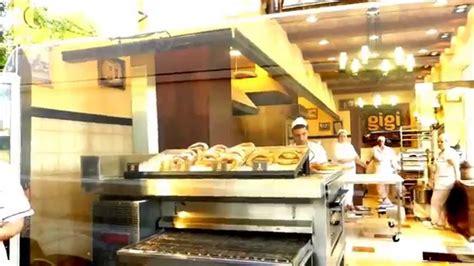 cuisine r騁ro food in bucharest romania covrigi at gigi 39 s