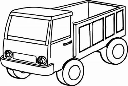 Coloring Pages Truck Trucks Kenworth Mack Cars