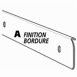 Baguette Finition Plan De Travail : profil finition 1 alu 38 mm castorama ~ Dailycaller-alerts.com Idées de Décoration