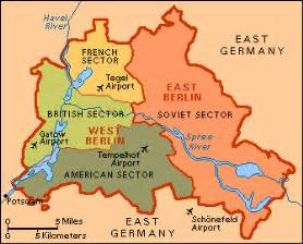 The Iron Curtain Divided The World Into by Fhs Wolves Den Berlin Airlift