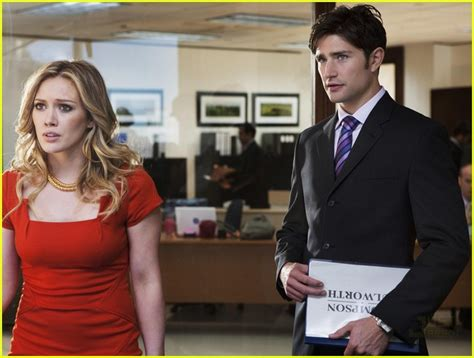 chris carmack official instagram hilary duff beauty the briefcase stills photo