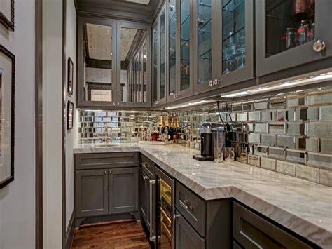 kitchen metal backsplash ideas 25 stylish galley kitchen designs designing idea