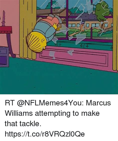 Marcus Williams Memes - rt marcus williams attempting to make that tackle httpstcor8vrqzl0qe football meme on sizzle