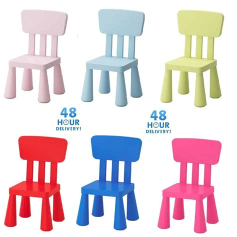 Ikea Mammut Möbel by Ikea Mammut Children S Chair Plastic Toddlers