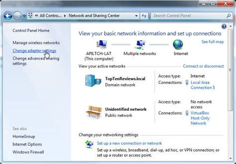 how to change the connection priority in windows 8 1 windows 8 or windows 7
