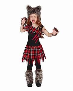 Gruselige Halloween Kostüme : schottisches wolf girl kinderkost m gruseliges halloween kost m f r m dchen horror ~ Frokenaadalensverden.com Haus und Dekorationen