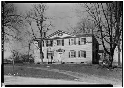 abandoned vermont vergennes house preservation  pink