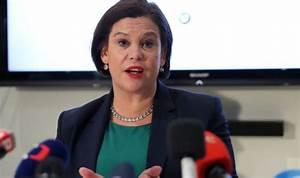 Irish border latest: Sinn Fein president slams UK saying ...