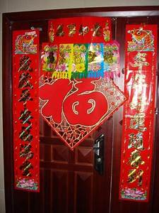 Chinese new year's hits my front door | Photo