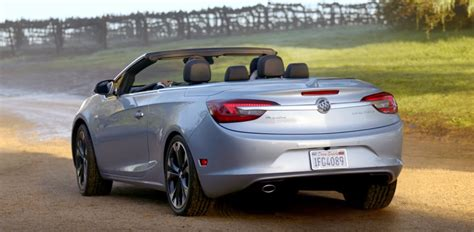 2019 Buick Cascada Order Guide  Gm Authority