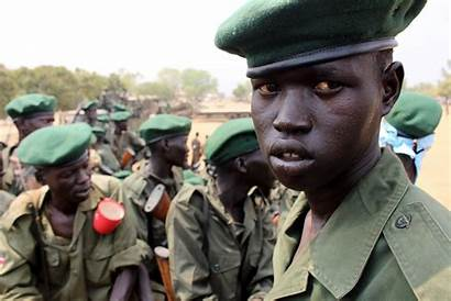 Sudan South Fighting Army Violence Independence Kills