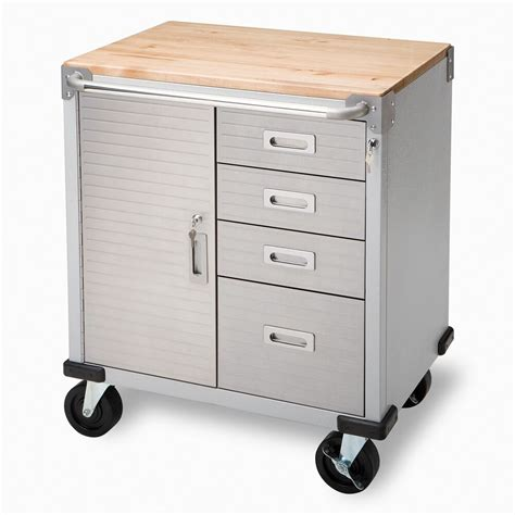 Wickelkommode Mit Rollen by Garage Bearing Drawers Rolling Storage Cabinet Tool