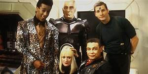 Red Dwarf Series IV, Episode 3 - Justice - British Comedy ...