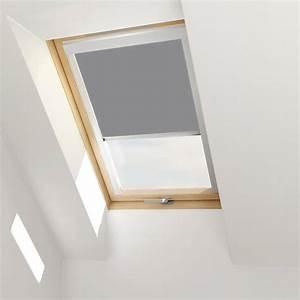 Lucarne De Toit Velux : dachfensterrollo f r velux dachfenster verdunkelungsrollo von itzala ebay ~ Melissatoandfro.com Idées de Décoration