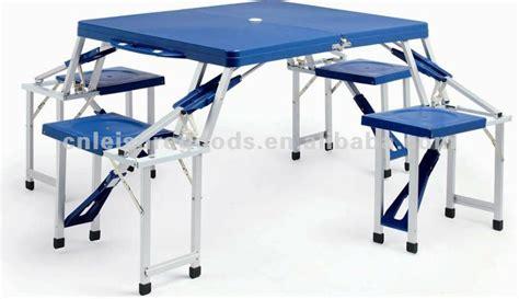 plastic picnic folding cing table buy cing table aluminum folding picnic table plastic