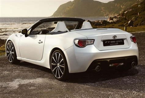 convertible toyota toyota gt 86 convertible concept photo 2 13023