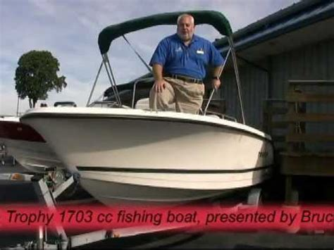 Trophy Boats For Sale Near Me by 2001 Us Marine Trophy 1703 Cc Fishing Boat