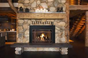 Fake Gas Fireplace Logs