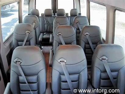 Van Passenger Sprinter Interior Dodge Rental Seats
