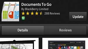documents to go gets big update brings native microsoft With documents to go update