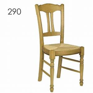 chaise de cuisine rustique en chene massif 290 293 295 With salle À manger contemporaineavec chaise en chene