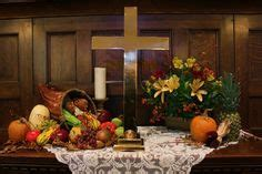 thanksgiving altar decorations holiday decor pinterest