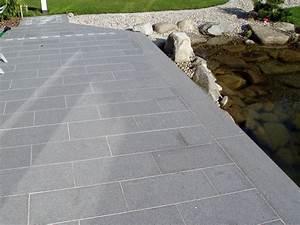 Terrasse Mit Granitplatten : granit einfach naturstein terrasse von granitplatten ~ Sanjose-hotels-ca.com Haus und Dekorationen